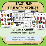 Fast Flip Cards: Short & Long Vowel Sounds
