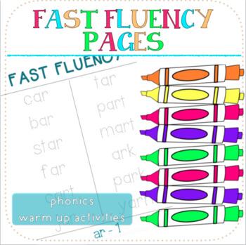 Fast Fluency: AY