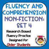 Fast Fluency Practice Nonfiction: Fluency & Comp Gr 5-12 –
