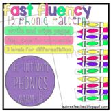 Fast Fluency - The Bundle