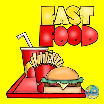 Fast Food Bingo and More