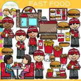 Fast Food Clip Art