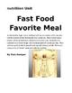 Fast Food Favorite Meal