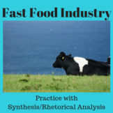 Fast Food Industry: Practice with Synthesis