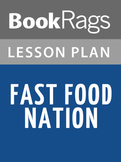 Fast Food Nation Lesson Plans