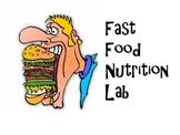 Fast Food Nutrition Lab