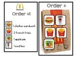 Fast Food Order - Vocational Task