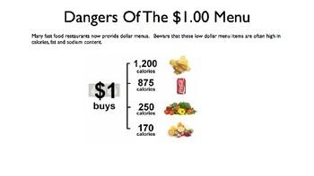 Fast Food PowerPoint