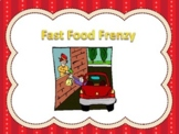 Fast Food Project - Great for After End of Grade Test