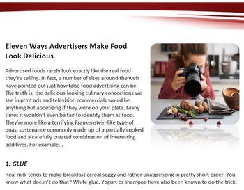 Fast Food Tactics