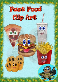 Fast Food clip art!!