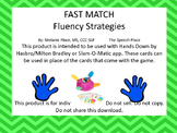 Fast Match! Fluency Strategies