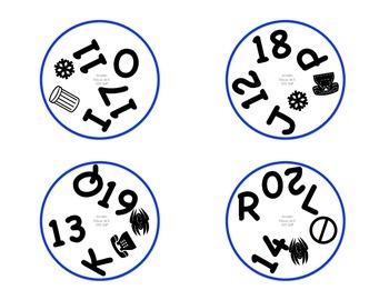 Fast Match - Kindergarten Concepts