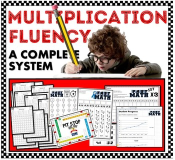 Timed Multiplication