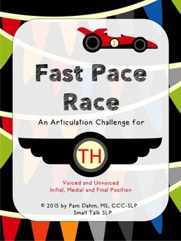 Fast Pace Race: Articulation Challenge for TH