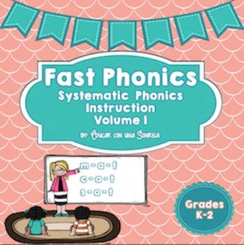 Fast Phonics (Spanish)