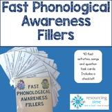 Fast Phonological Awareness Fillers #turkeydeals