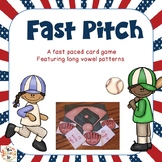 Fast Pitch:  A Fast Paced Long Vowel Patterns Game