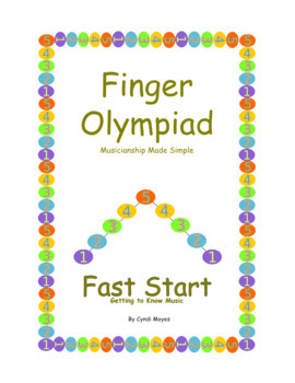 Fast Start - Finger Olympiad (Beginning Piano)