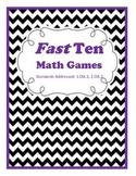 Fast Ten Games 1.OA.3, 2.OA.2