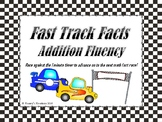 Fast Track Facts Addition Fluency