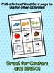 ABC Activities 4: Match and Sort - Letters Aa-Mm