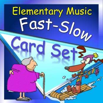 Fast and Slow Card Set