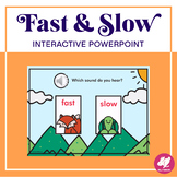 Fast and Slow Identification - Interactive PowerPoint acti
