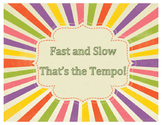 Fast and Slow Tempo Unit