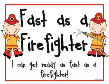 Fast as a Firefighter