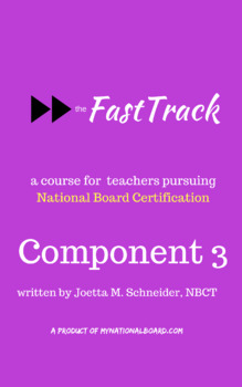 FastTrack™ Component 3 Workbook