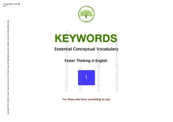 Faster Thinking in English