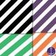 Fat Diagonal Striped Paper Pack for Bulletins, Backgrounds