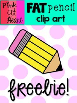 Fat Pencil FREEBIE