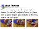 Fat Quarter Tote Bag ~ A handy little tote tutorial