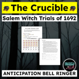 "The Crucible: Anticipation ""Guide"" Activity, Door Entry Ca"