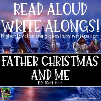 Father Christmas and Me Read Aloud Write Along