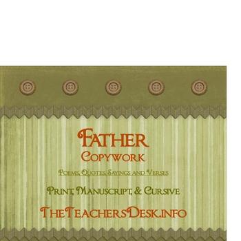 Father Copywork