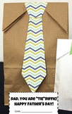 """Father Day """"Tie-riffic"""""""