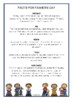 Father Facts for Father's Day