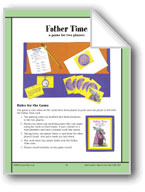 Father Time (Word Problems About Time)