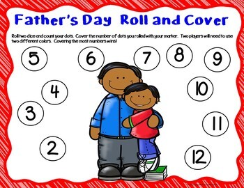 Father's Day Activities & Gifts
