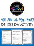 All About My Dad!