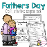 Father's Day Activities, Craft, Book