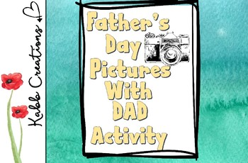Father's Day Activity Gift!