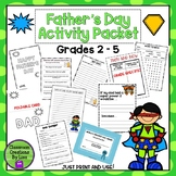 Father's Day Activity Packet