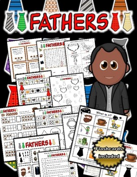 Father's Day Activity Set