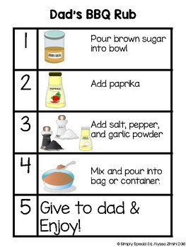 Father's Day BBQ Rub Recipe
