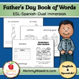 Father's Day Book of Words