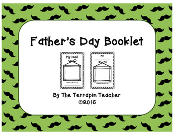 Father's Day Booklet